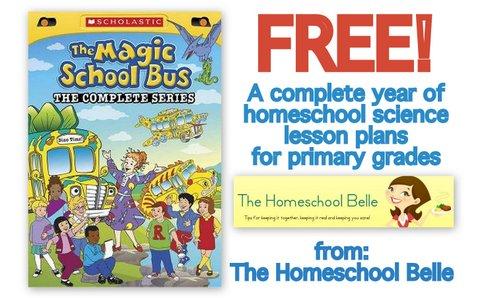 The Homeschool Belle: MSB Science Plans