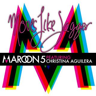 Maroon 5 - Moves Like Jagger (feat. Christina Aguilera) Lyrics