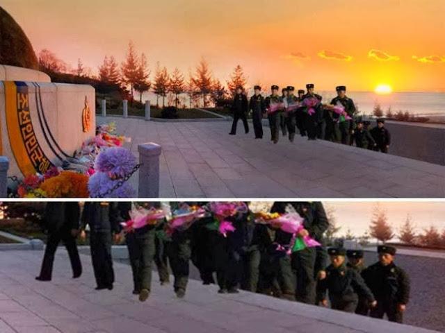 В Северной Корее с помощью фотошопа исчезают тени.