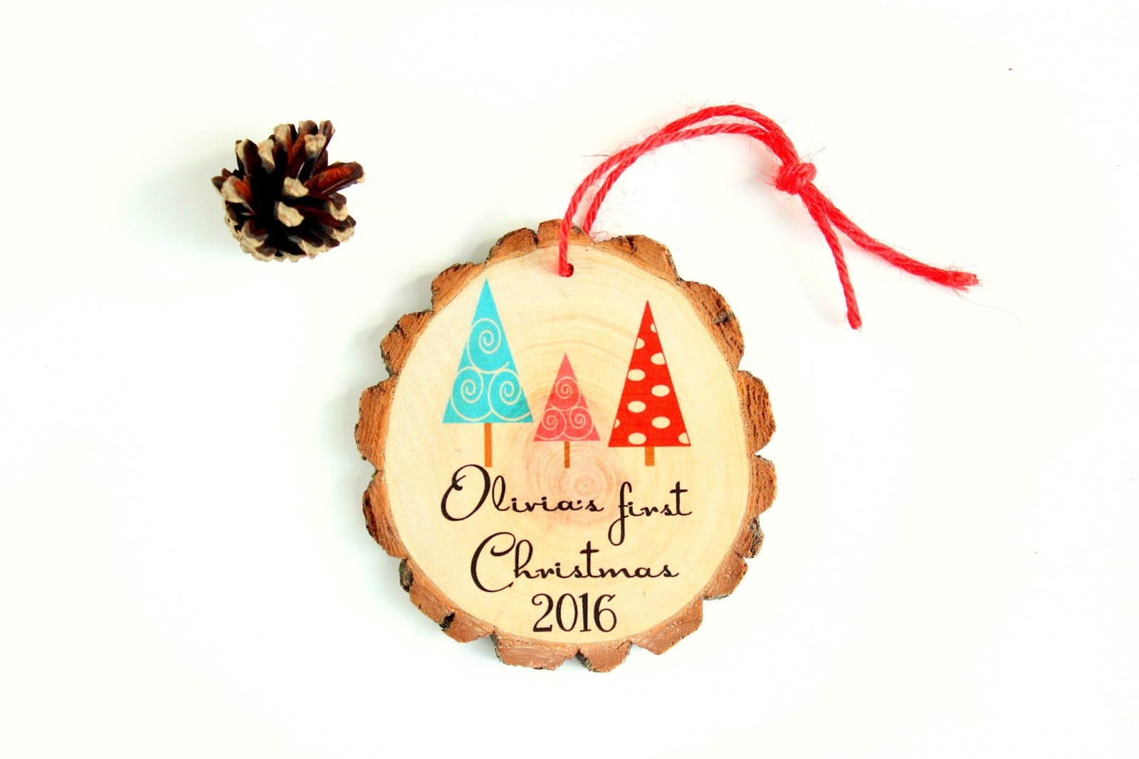 First christmas ornament baby - Come Find These And So Many Other Designs At Www Littleweeshop Etsy Com