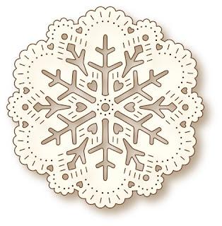 Snow Doily
