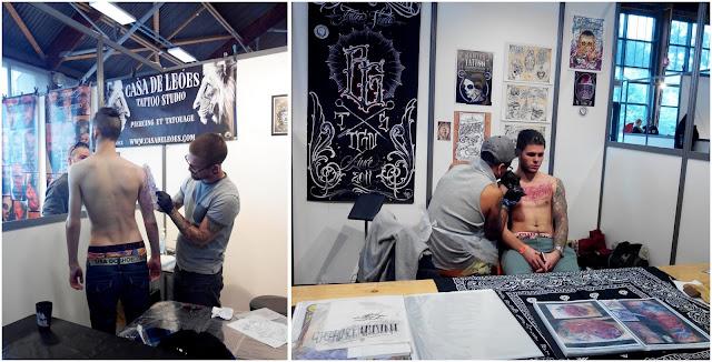 convention tatouage, nantes, inked, tattoo, bullelodie