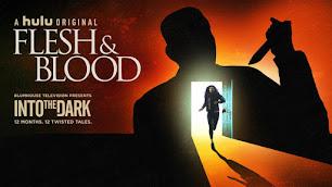 """Líbil se mi 2 díl seriálu:  """"Into the dark: Flesh & Blood""""."""