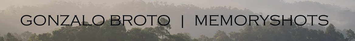 GONZALO BROTO  |  MEMORYSHOTS