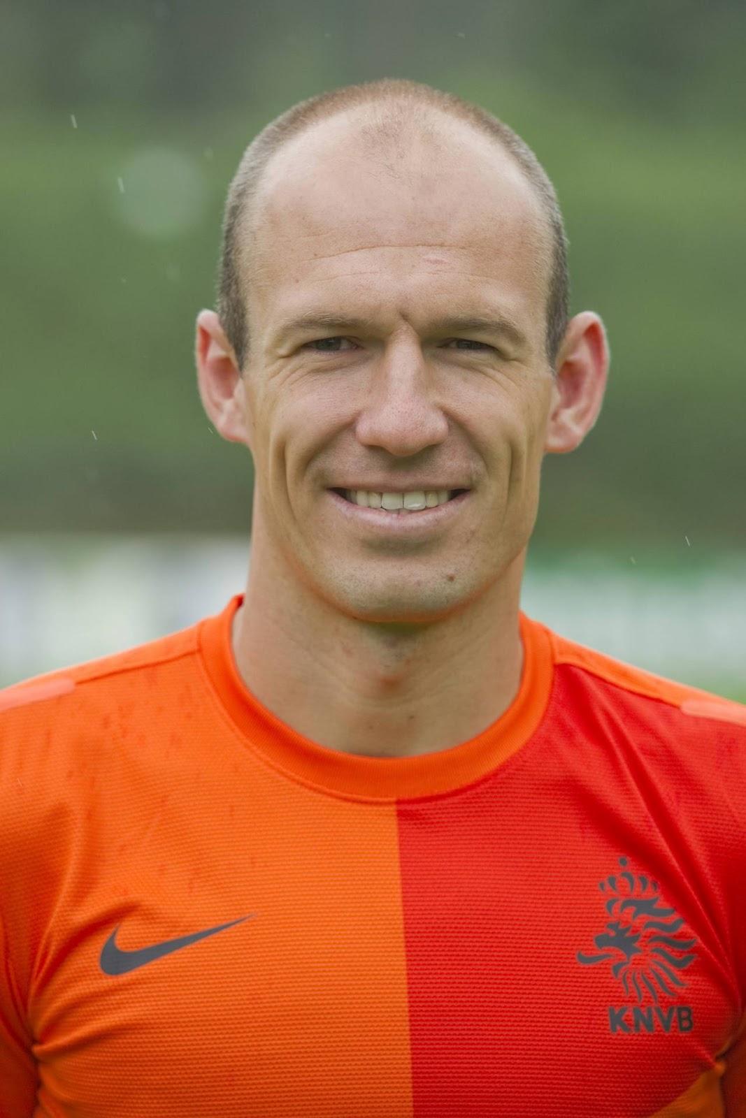 Arjen Robben - Images