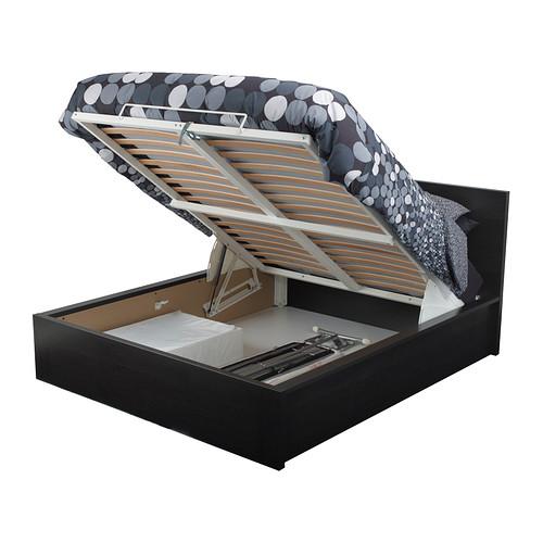 CONSEJOS PRACTICOS PARA COMPRAR EN IKEA: CANAPE ABATIBLE MALM. MI ...