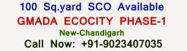 Showroom available in Ecocity Phase-1