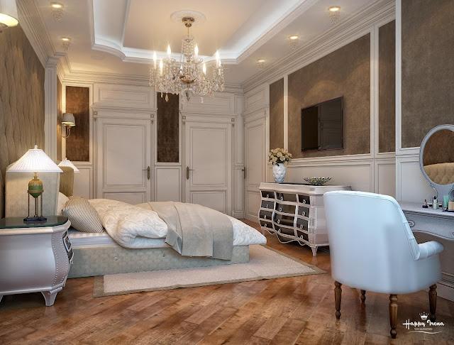 60 великолепных интерьеров мужских спален фото
