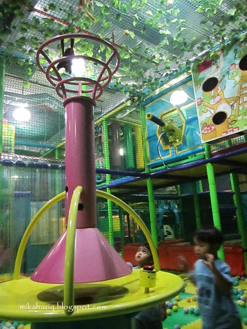 mikahaziq Indoor Play Jungle Gym Bangsar