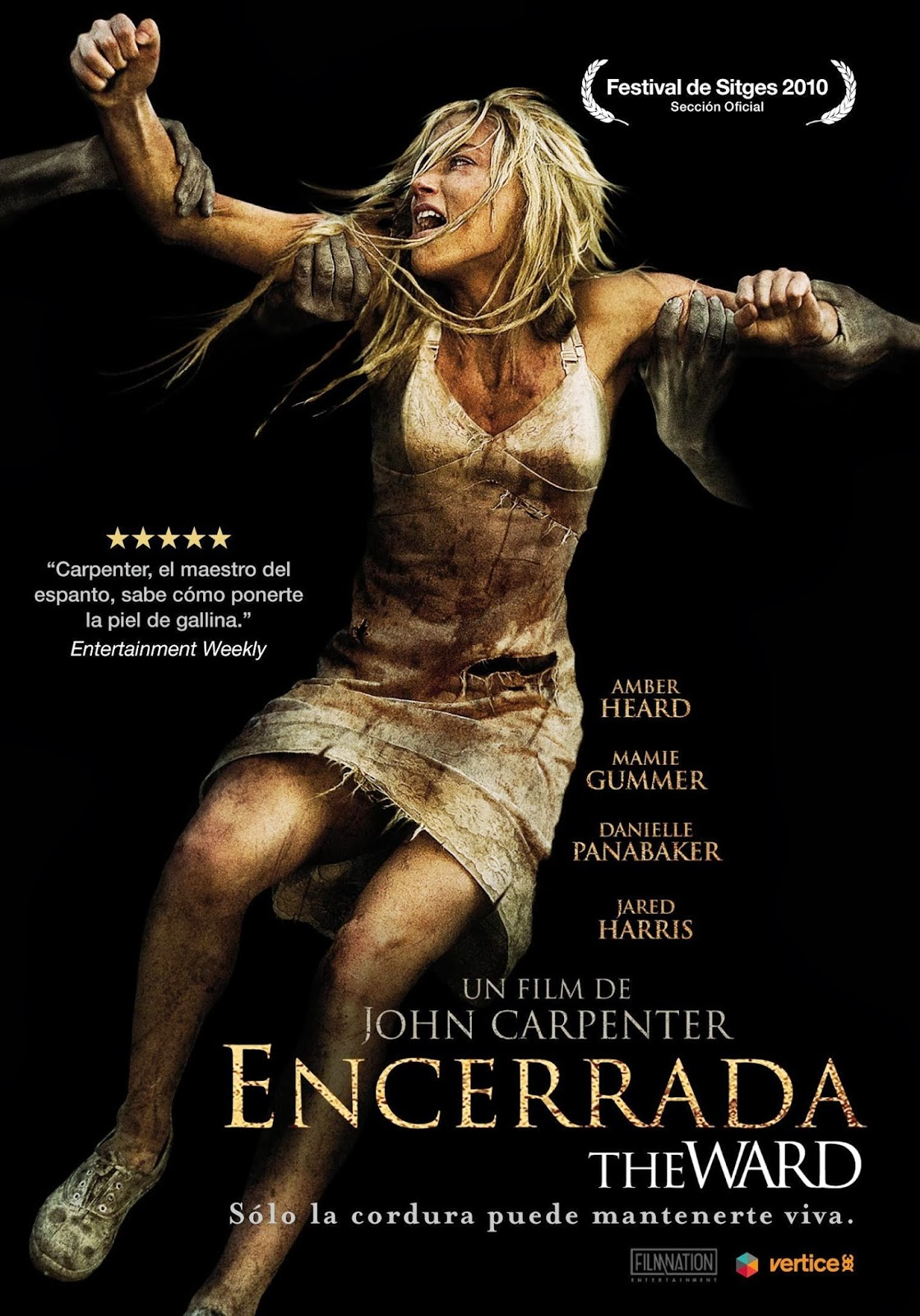 Encerrada (The Ward) (2010)