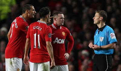 Manchester United 1 - 1 Newcastle United (2)
