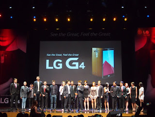 LG G4 Officially Launched in the Philippines