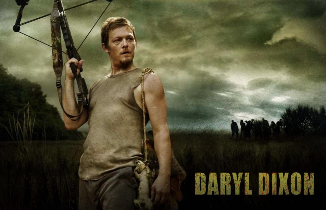 Daryl Dixon HD Wallpaper Super Hd