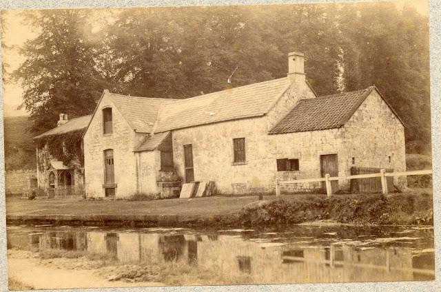Tucking Mill, 1890