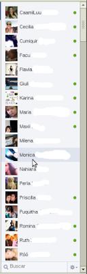 Regresar al antiguio Chat de Facebook