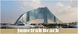 Jumeirah Beach Paket Umroh Plus Dubai 2016 NAA Wisata