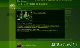 [Repost] Hacker Evolution Untold + Crack 3