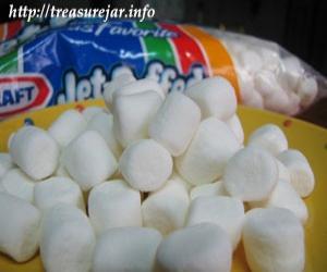 Marshmallow Jet-puffed
