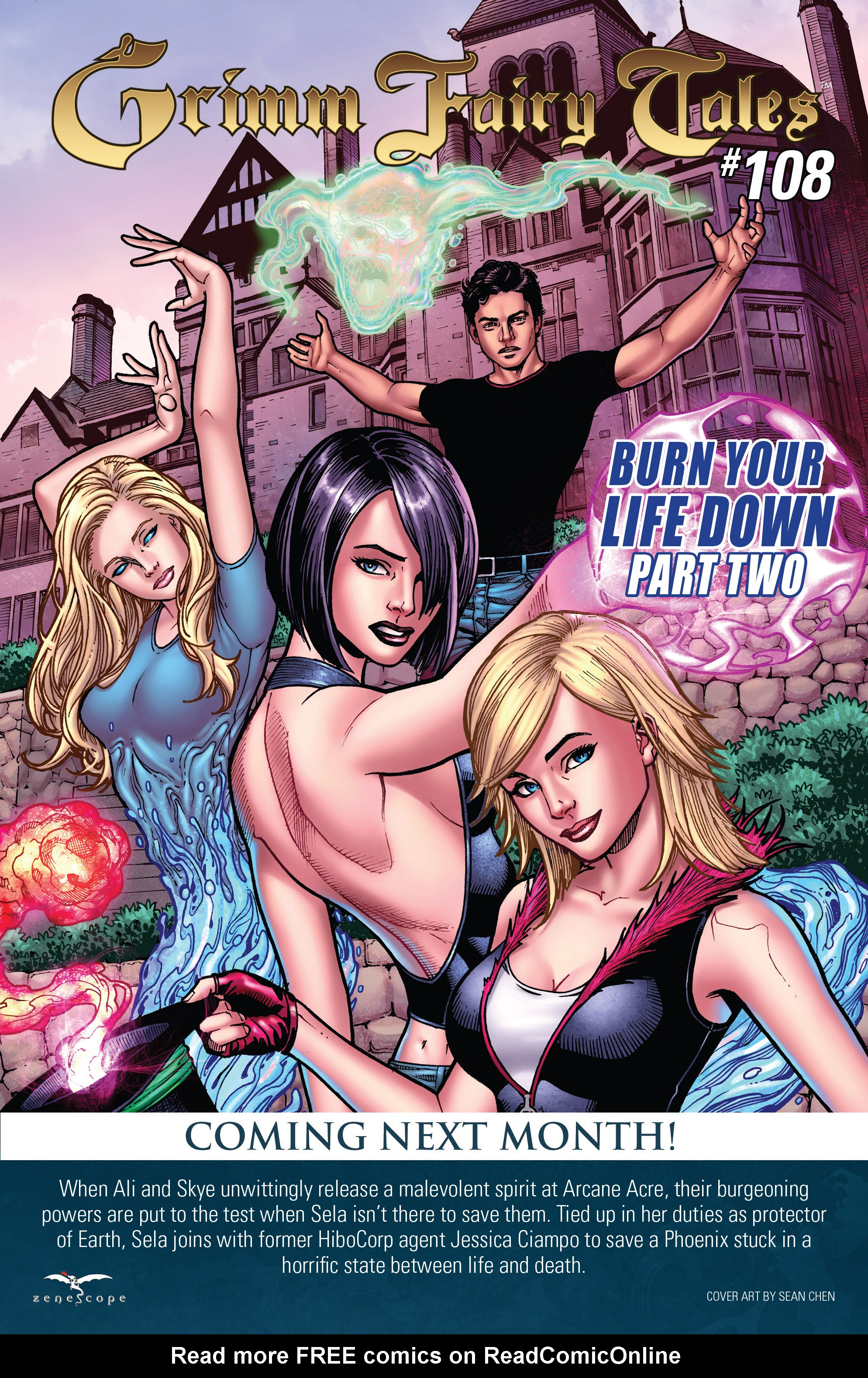 Grimm Fairy Tales (2005) Issue #107 #110 - English 26