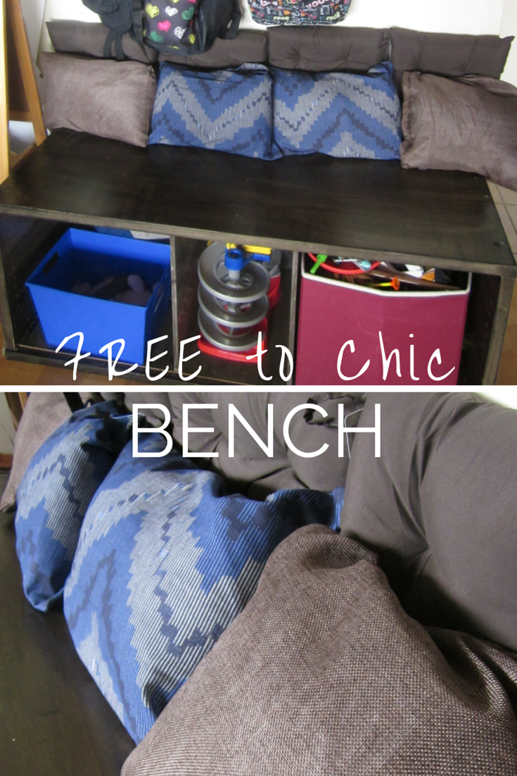 free to chic bench