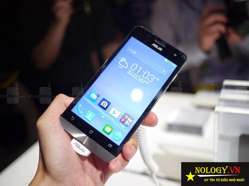 Asus ZenFone - Lỗi đàm thoại