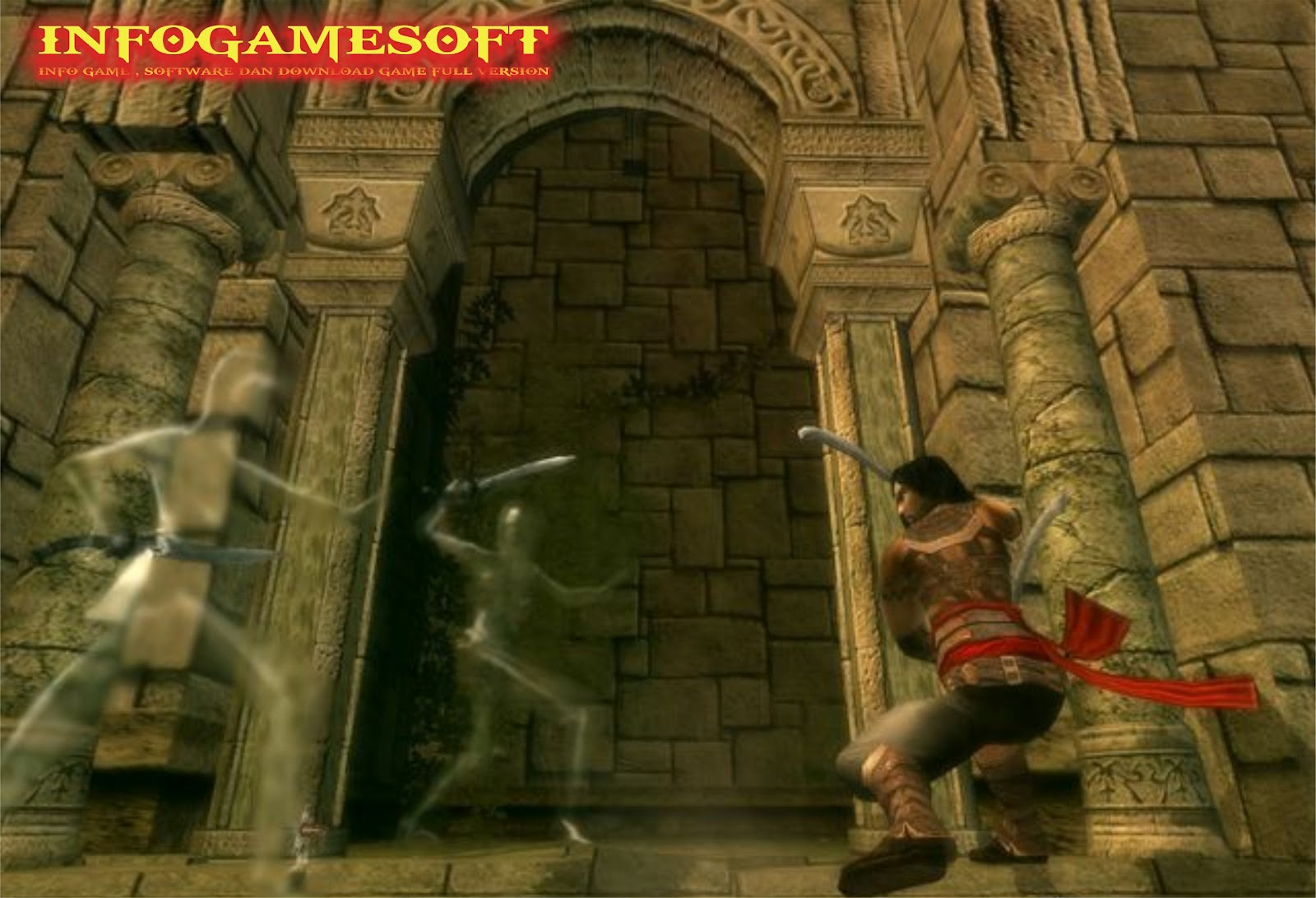 http://infogamesoft.blogspot.com: Prince of Persia 2 : Warrior Within ...