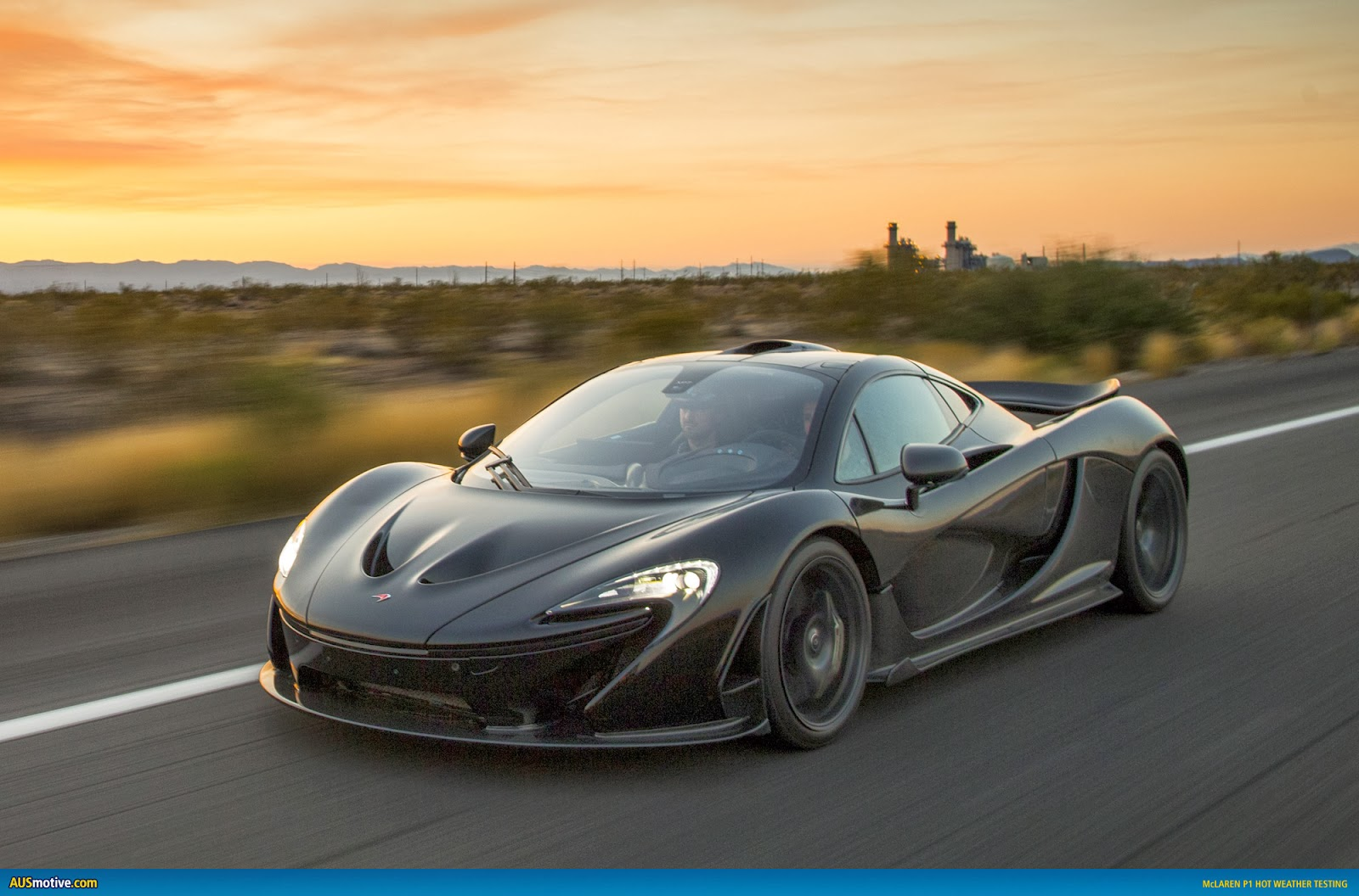 Related Content. Fancy A 903bhp McLaren P1 ...