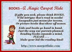 Put KIDS on the READING Magic Carpet