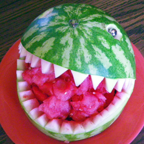 Year On The Grill Watermelon Shark The Great Faces Of South Dakota