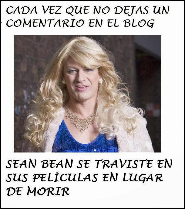 """""""Las Muertes de Sean Bean"""""""