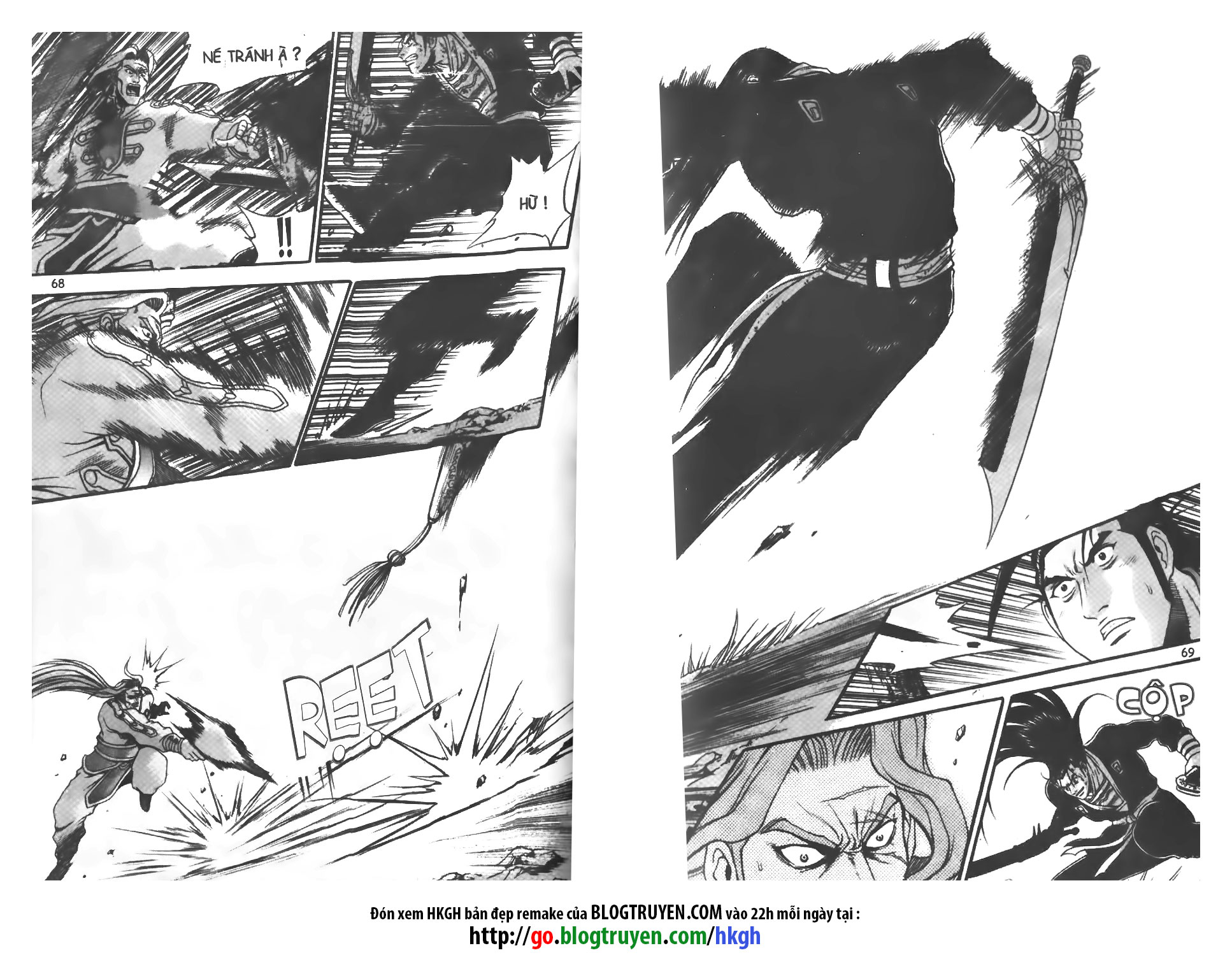 Hiệp Khách Giang Hồ chap 252 Trang 11 - Mangak.info