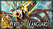 Write the Vanguard!! ~ New Articles Every Tuesday and Thursday