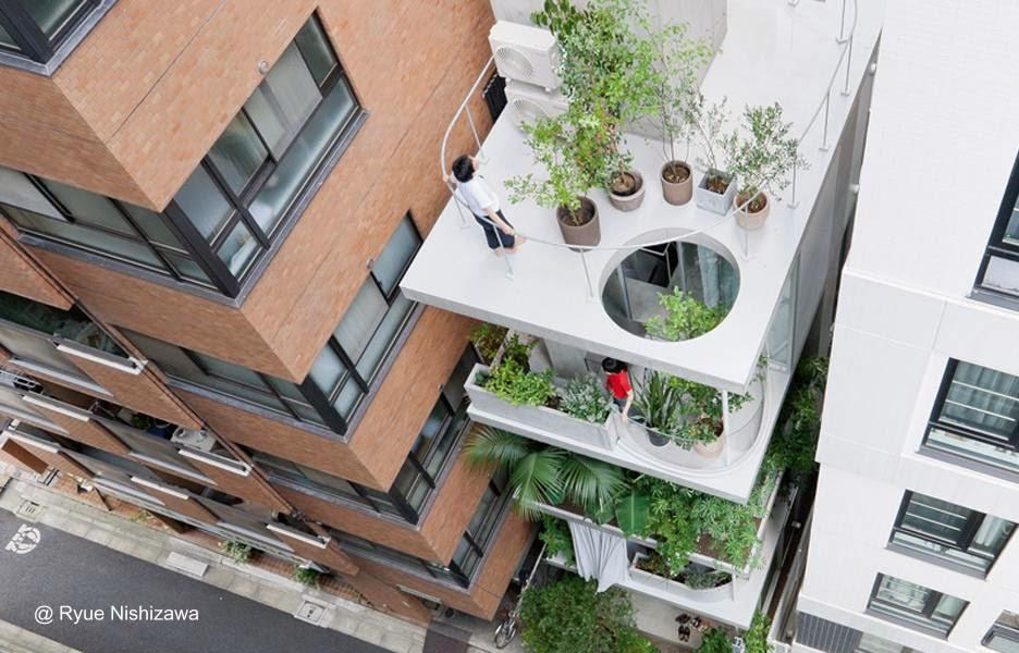 Arquitectura de casas: la inspiración en la arquitectura japonesa.