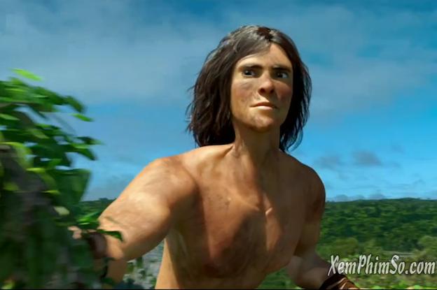 Cậu Bé Rừng Xanh xemphimso Tarzan 3D