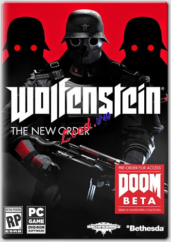 PC , Wolfenstein: The New Order , 2014 , Mega , Games , First-person , Shooter
