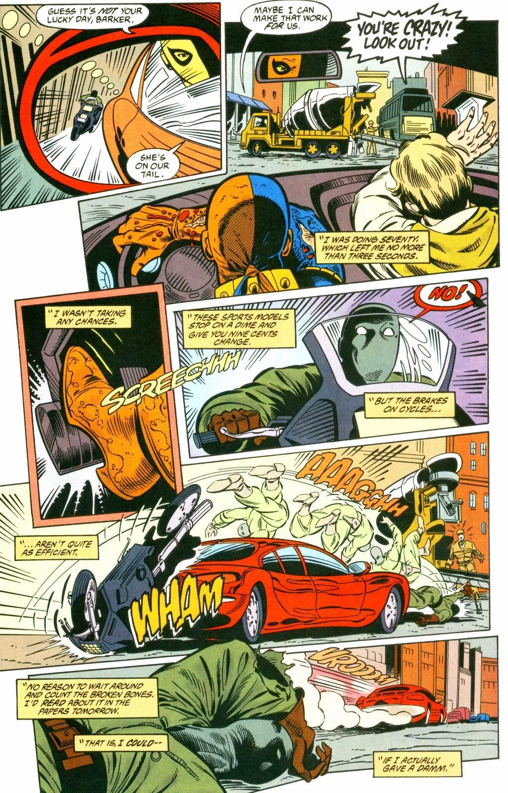 Deathstroke (1991) Issue #8 #13 - English 11