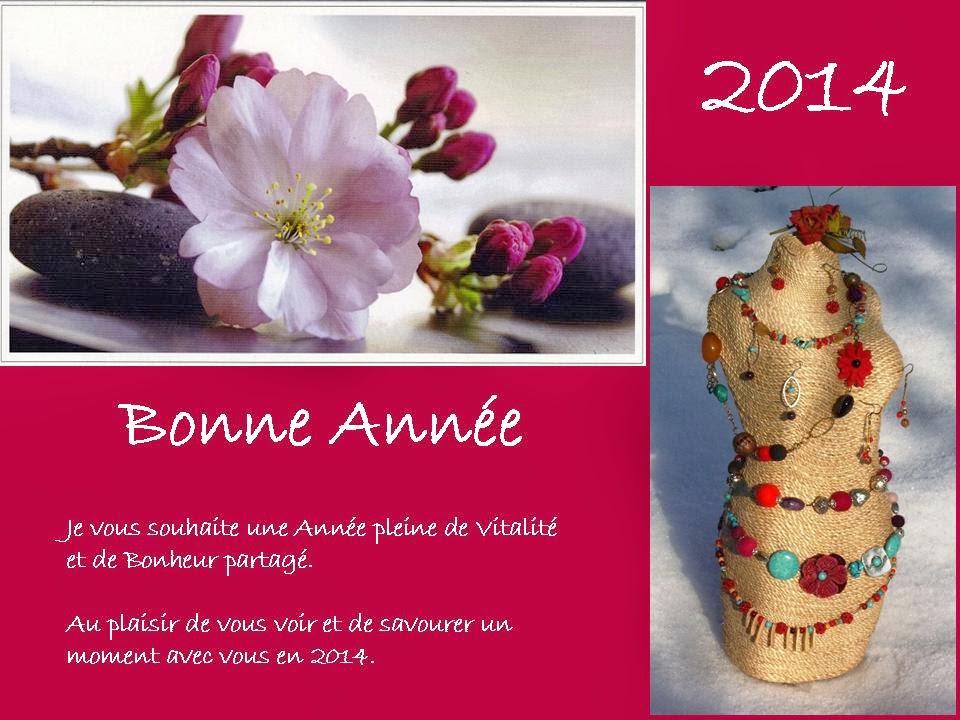 2014 Meilleurs Voeux !