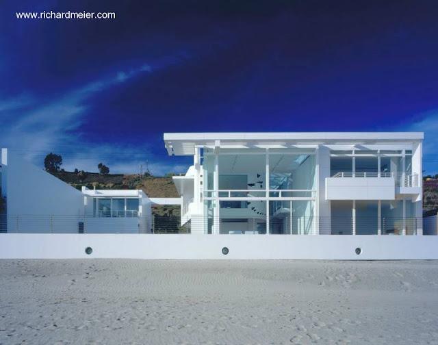 Casa de playa en el sur de California, Estados Unidos