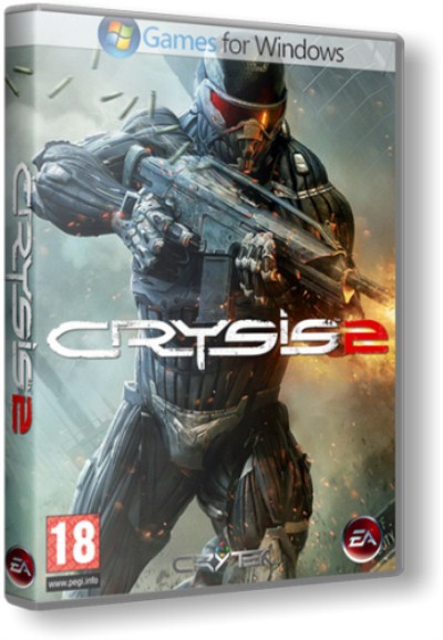 Скачать с торрента Crysis 2 (Electronic Arts) (ENG) Lossless Repack игру to