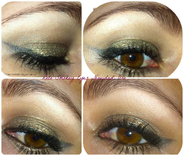 Smokey Eyes Oro