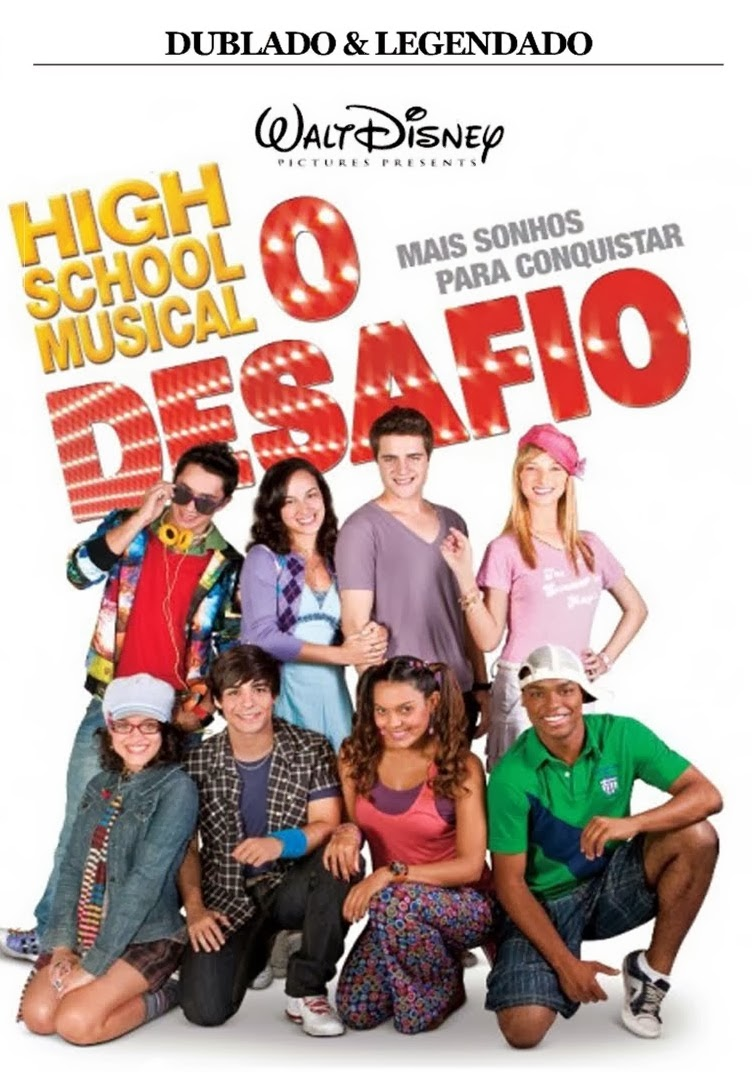 High School Musical: O Desafio – Nacional (2009)