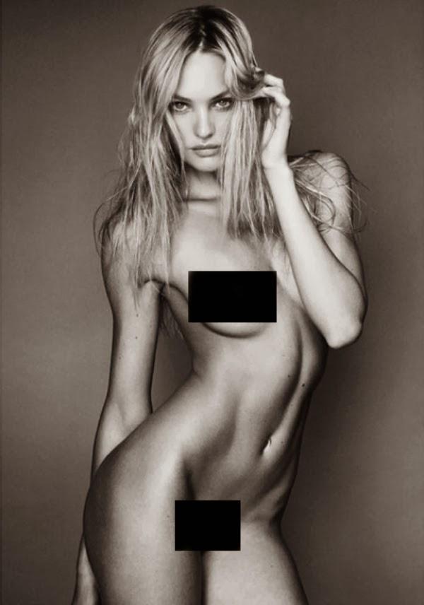 Candice Swanepoel desnuda