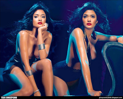 Yam Concepcion In FHM 3