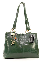 Catwalk Collection Leather Handbag