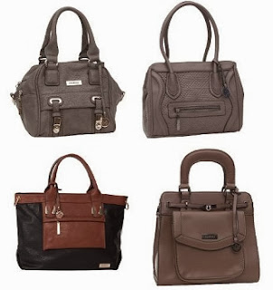 Flat 50% + Flat 20% Discount on Women's Handbags at Snapdeal