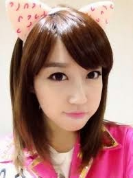 Model Rambut Wanita Sebahu Ala Korea 24