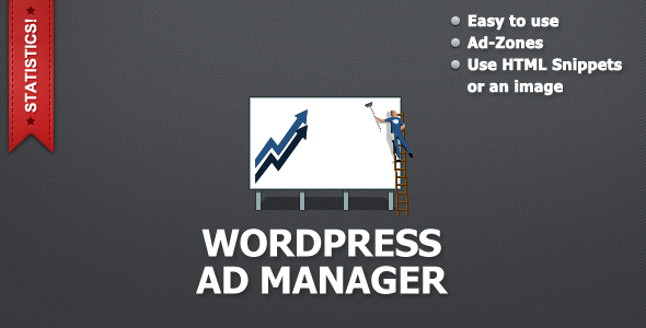 Image for WordPress Ad-Manager by CodeCanyon