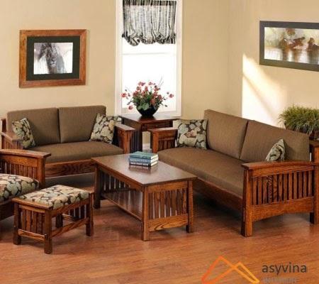 Đồ nội thất gỗ -một dòng sản phẩm chất lượng của Asyvina