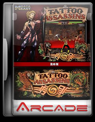 Tattoo Assassins Arcade