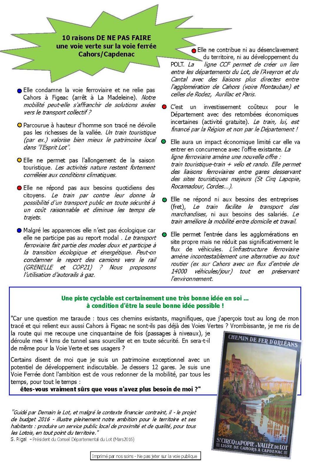 APPEL à RASSEMBLEMENT 31 janvier 17h salle des fêtes Lacapelle-Marival